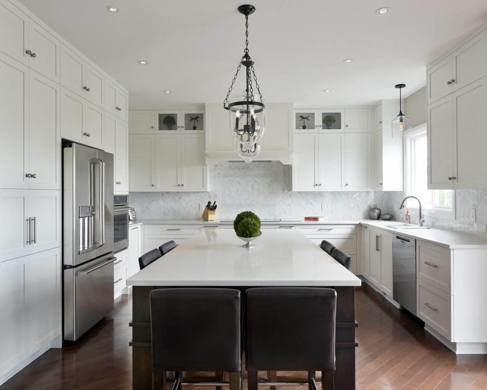Deslaurier Kitchen Cabinets
