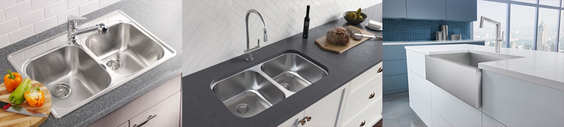 Selection of Blanco Sinks