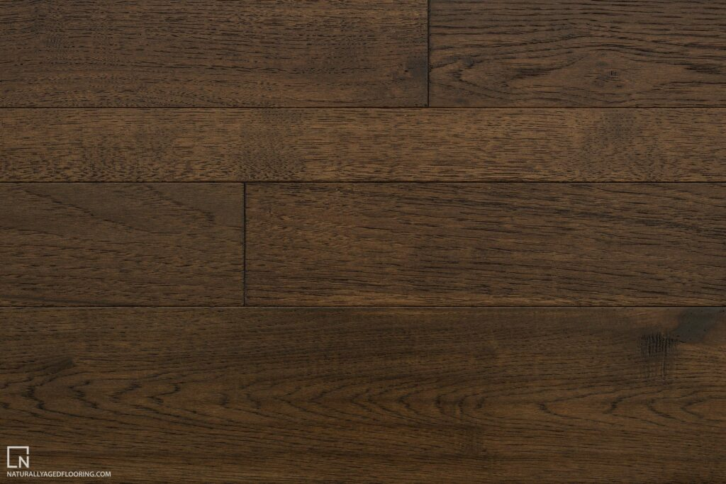Naturally Aged Engineered Hardwood Medallion Collection - Coral