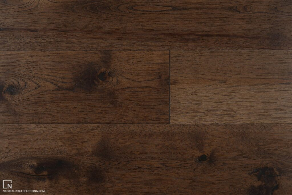 Naturally Aged Engineered Hardwood Medallion Collection - Desert Shadows