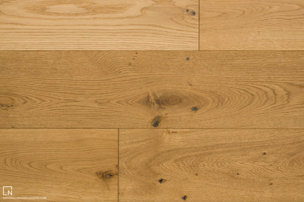 Naturally Aged Engineered Hardwood Medallion Collection - Donar Oak