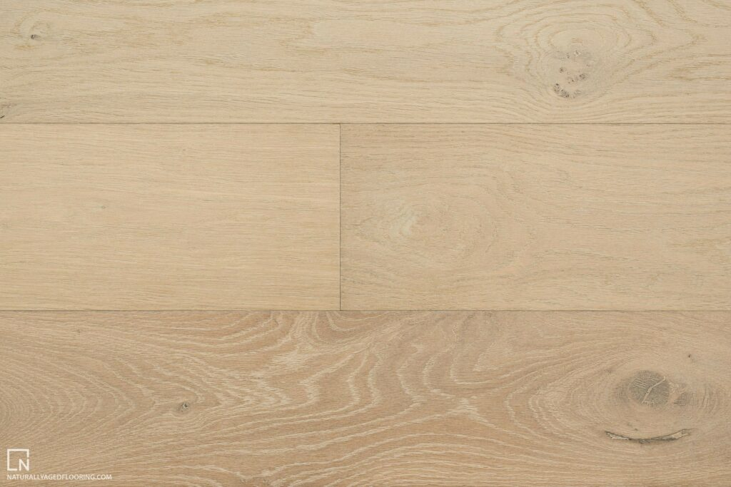 Naturally Aged Engineered Hardwood Medallion Collection - Foggy Pines