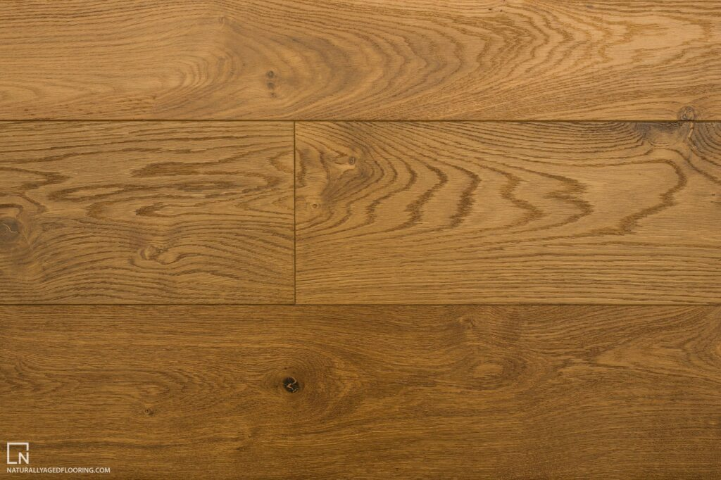 Naturally Aged Engineered Hardwood Medallion Collection - Hearst Castle