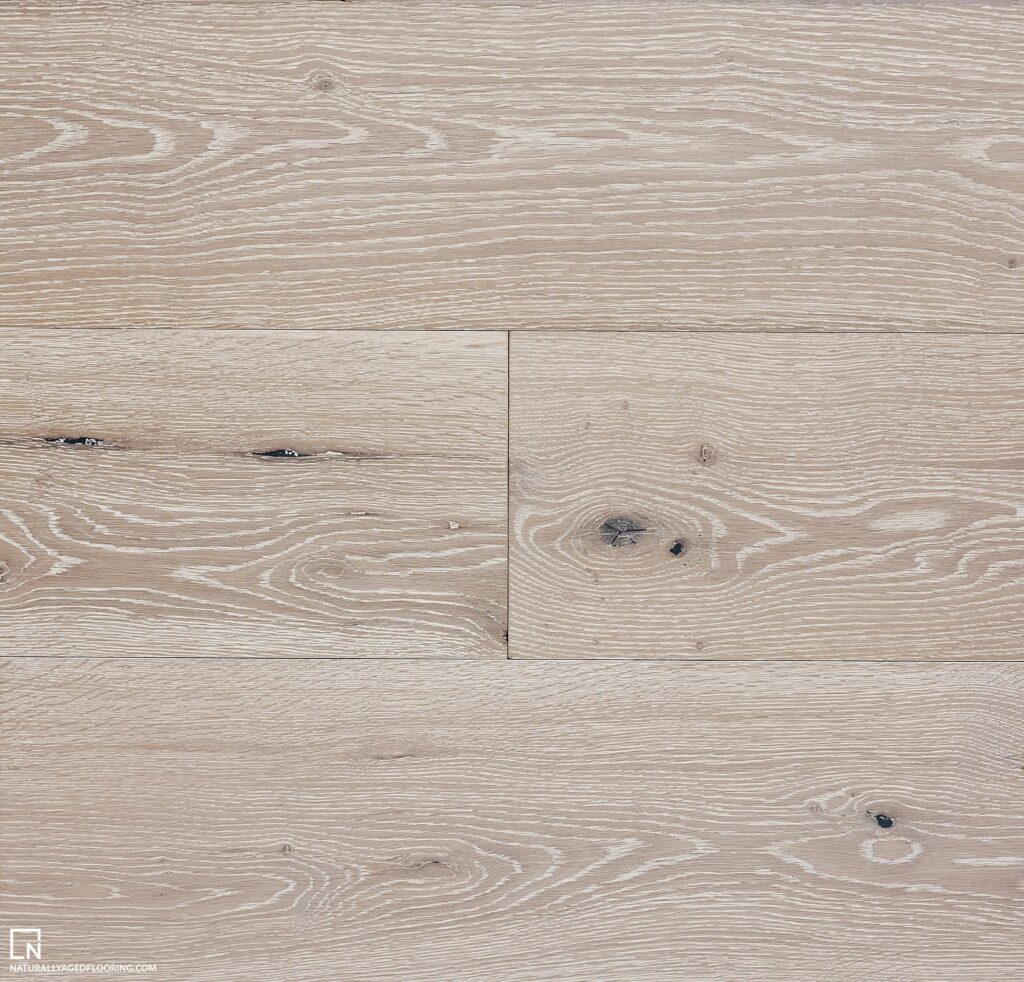 Naturally Aged Engineered Hardwood Medallion Collection - Lighthouse