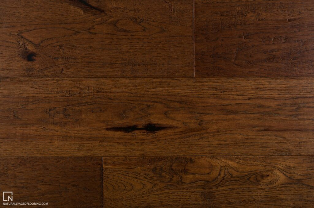 Naturally Aged Engineered Hardwood Medallion Collection - Lost Canyon