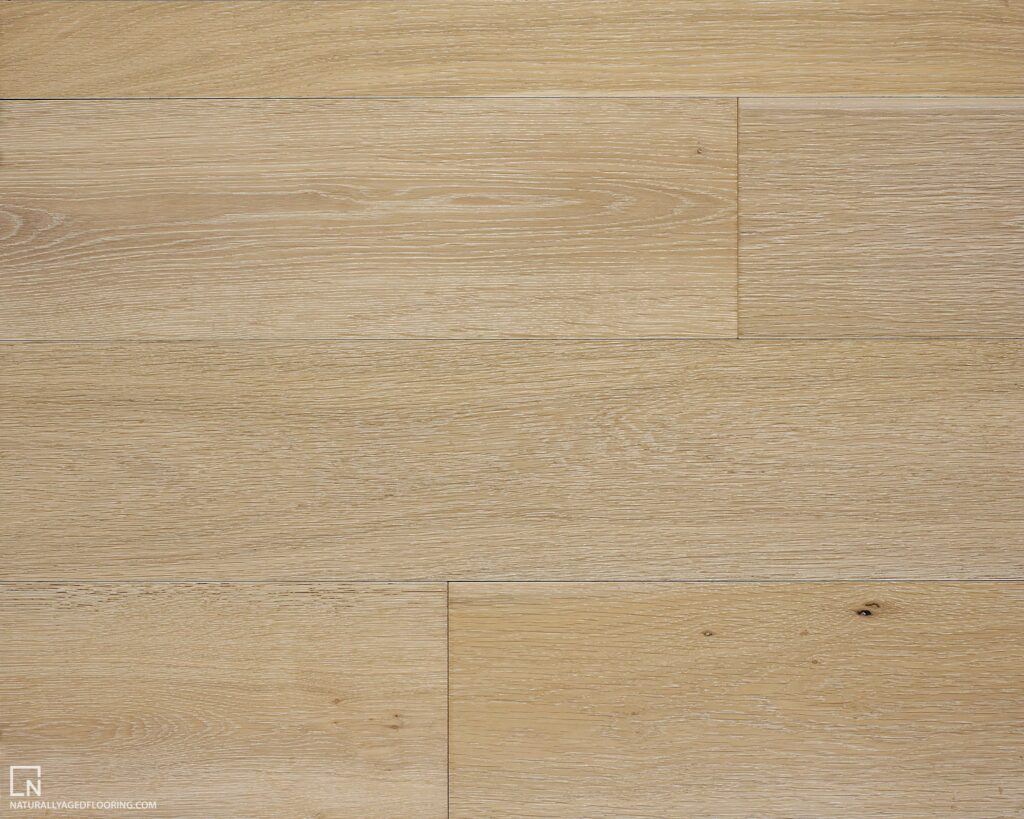 Naturally Aged Engineered Hardwood Medallion Collection - Nutmeg