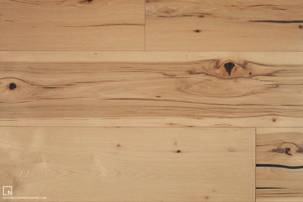 Naturally Aged Engineered Hardwood Medallion Collection - Sunset Hills